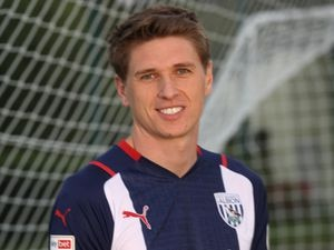 Adam Reach signs for West Bromwich Albion. (AMA)