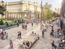 A city transformed: Vision for Wolverhampton revealed in public exhibitions