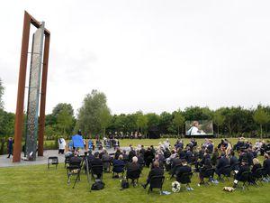 UK Police Memorial unveilling