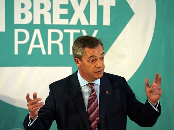 Farage pulls out of second Black Country rally as he hits out at 'double-crossing' Rupert Lowe