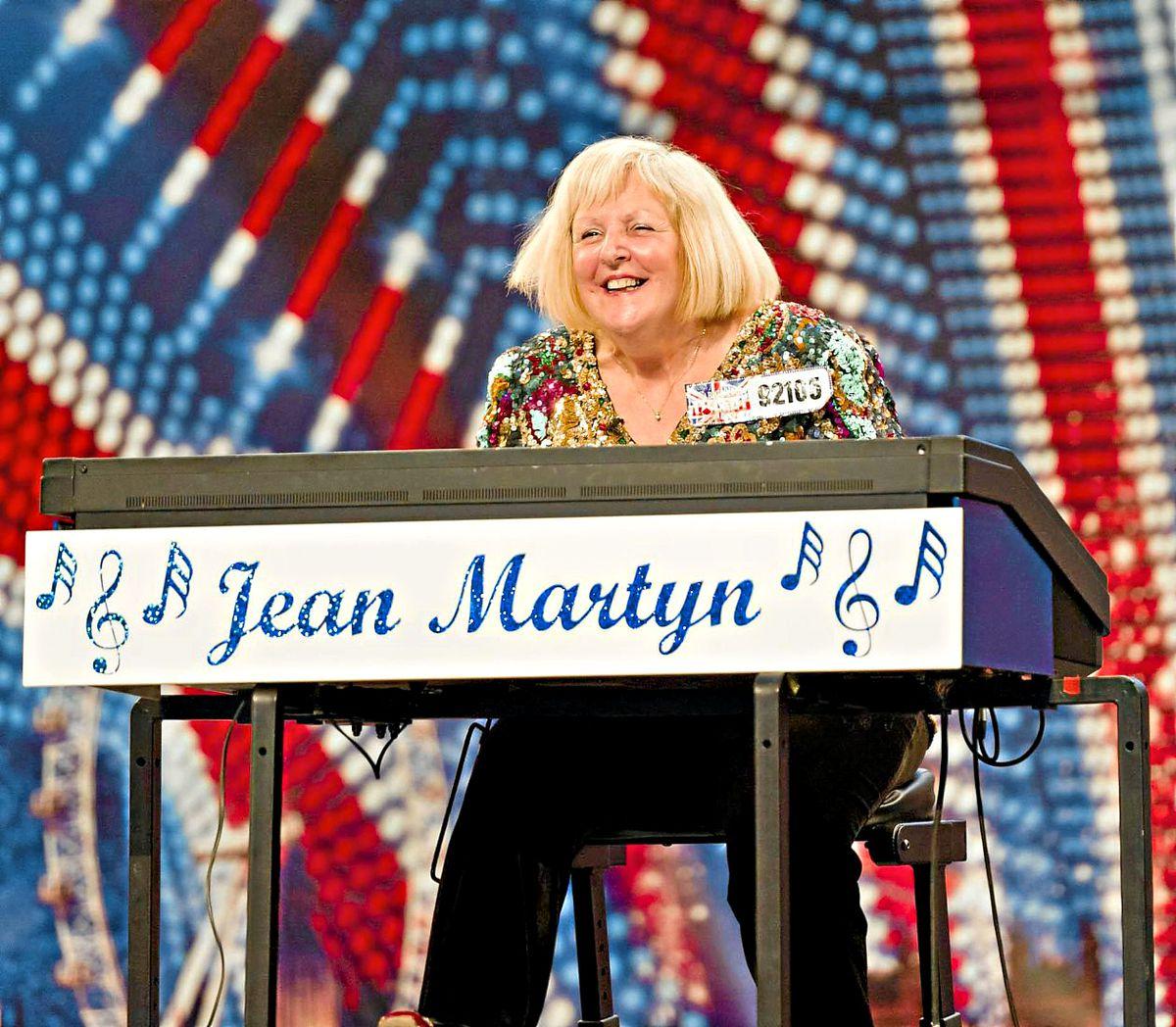 Jean on Britain's Got Talent