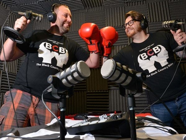 Mental health podcast run by boxing club marks milestone event