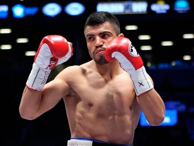 Former world welterweight champion Victor Ortiz charged with rape