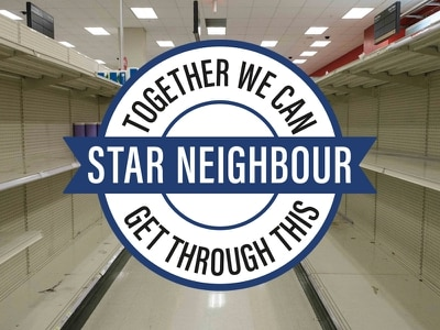 Star Neighbour: Who is supporting your community during the coronavirus outbreak and how you can help