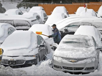 Six dead as bitter cold follows snow in eastern US