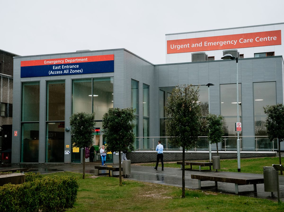 The first coronavirus death at New Cross Hospital was on March 8
