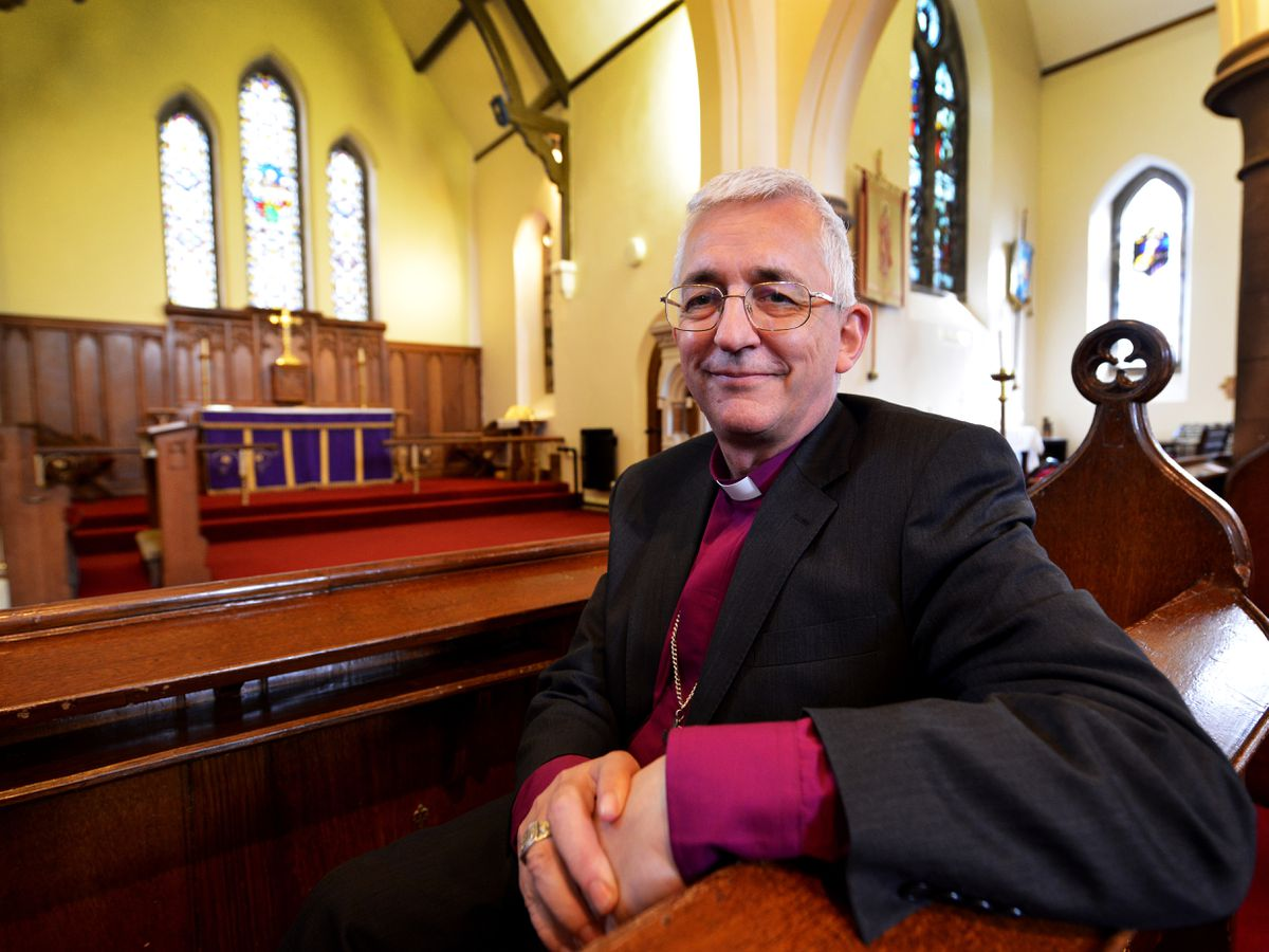 The Bishop of Lichfield, Dr Michael Ipgrave, reflects on the struggles of the last year