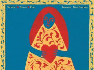 The album artwork for the Yorkston/Thorne/Khan record