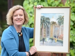 Paintings to go under the hammer for Severn Valley Railway