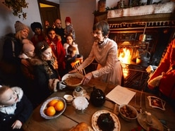 Victorian Christmas arrives at Black Country Living Museum
