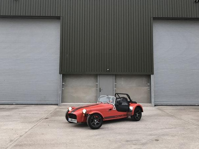 The Caterham 310S proves why it's the ideal daily driver