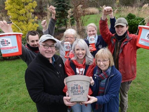 Plant nursery raises more than £40k for charity