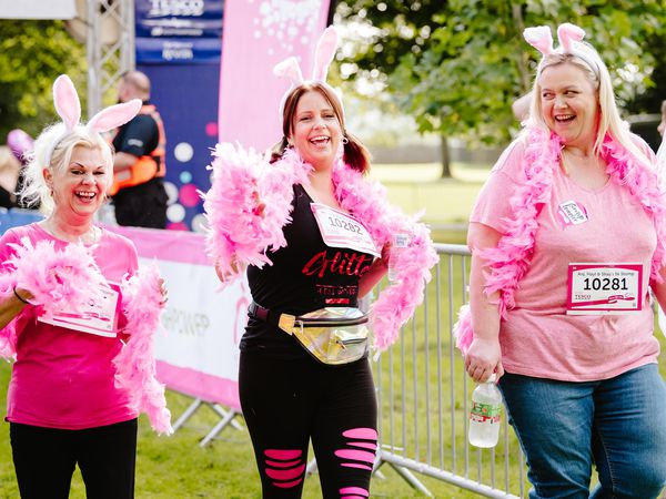 Race for Life at Himley Hall