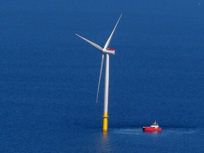 Offshore wind costs tumble to new record lows