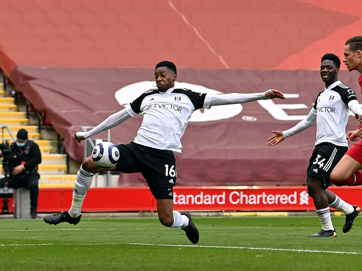 Fulham manager Scott Parker believes Tosin Adarabioyo can aim for the England squad