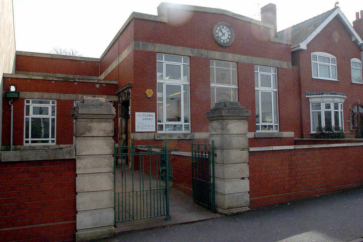 Roof repair will close Cradley Library for five weeks