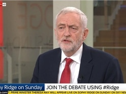 Jeremy Corbyn: Second referendum is an option for the future and not today