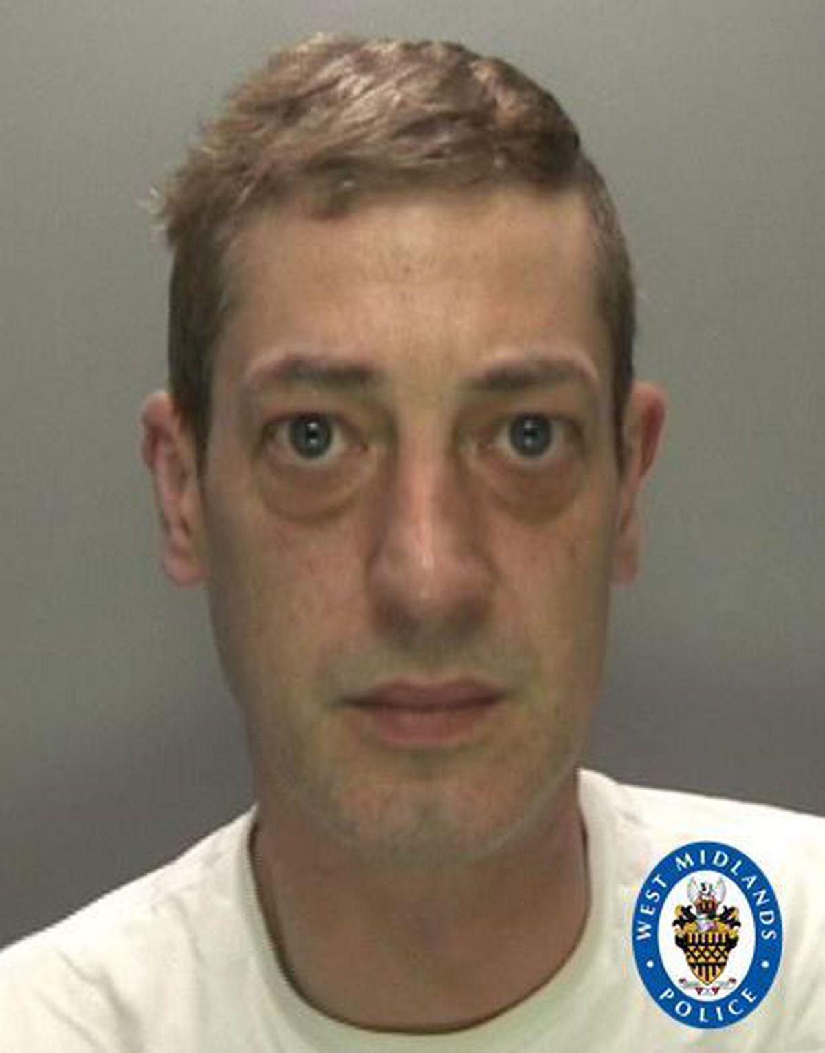 Pauyl Bardsley - jailed for nine years