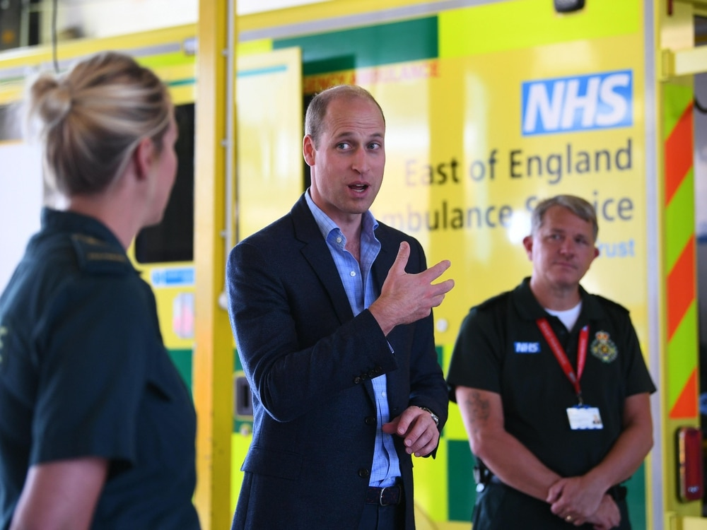 Prince William's lockdown hobby is something we can all relate to