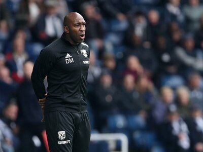 Motivation key to Darren Moore's success at West Brom
