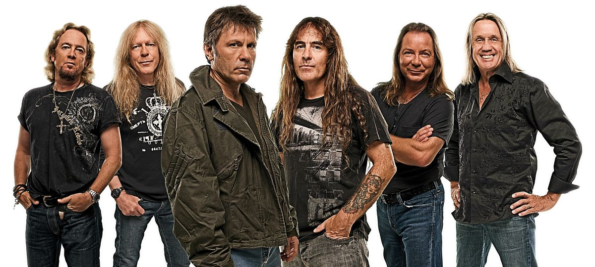 Back at their best –  Iron Maiden on tour