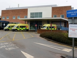 Beds almost full at under-pressure Sandwell and City hospitals