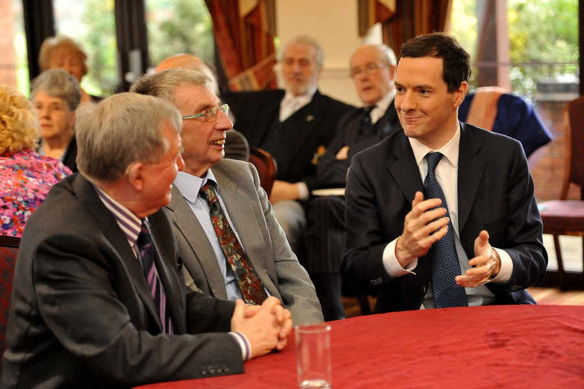 Osborne wants bus firms to pass on fuel savings