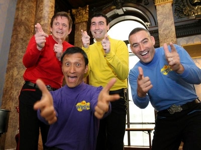 Original member of The Wiggles recovering in hospital after concert collapse