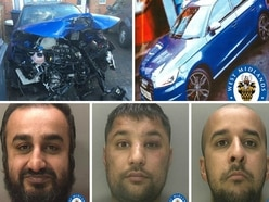 Chop shop gang jailed after stripping down cars stolen from across West Midlands