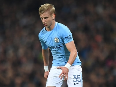 Wolves may have to wait for Manchester City's Oleksandr Zinchenko