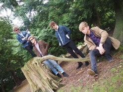 Unsigned Wolverhampton band The Icon share their inspirations