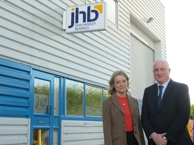 Bearings distributor moves to The Pensnett Estate to cope with demand