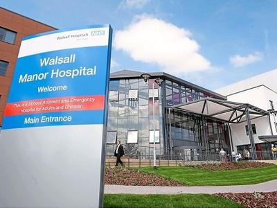 Norovirus outbreak closes Walsall Manor Hospital ward