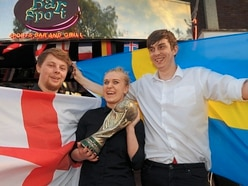 World Cup: Big screens at family days and pubs for England match