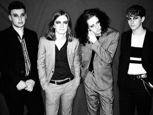 Stourbridge/Birmingham band The Novus   Photo: Jessica Rose Lena