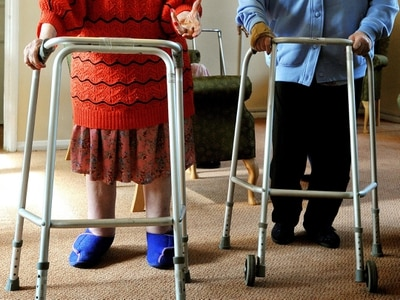 Residents allowed one shower per week at Black Country care home
