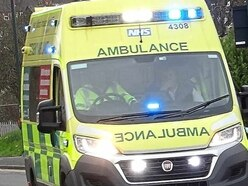 Two-car crash near Bridgnorth
