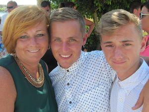 Suzy, Joel and Owen