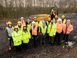 New Dudley training centre aims to bridge construction worker shortfall