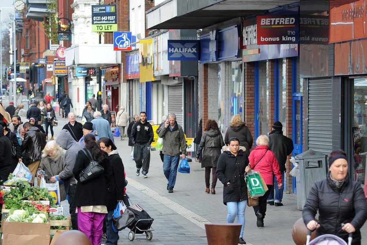West Bromwich and Walsall named among 10 most deprived areas in country