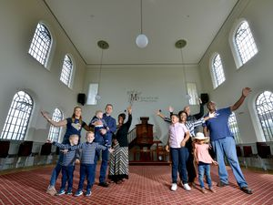 Bethesda Shalom Church members have brought a building to life