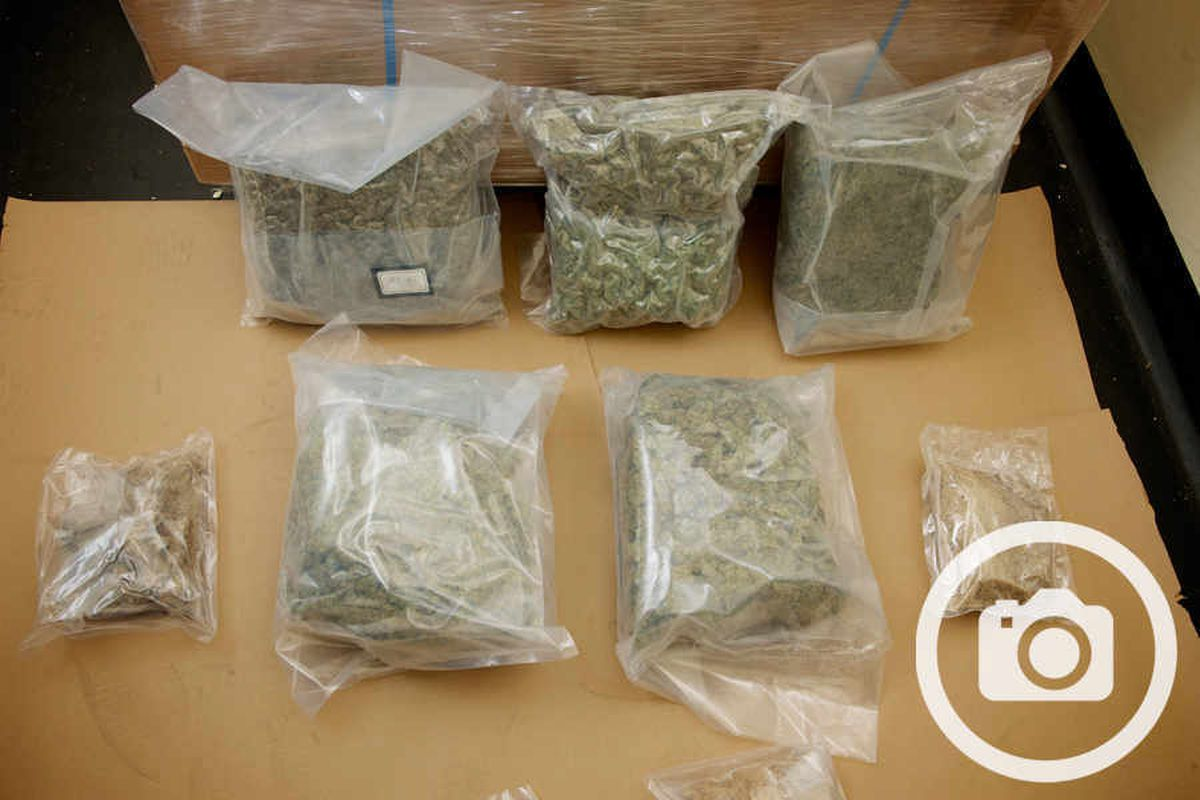£30m drugs haul found in Brownhills police raid