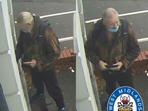 Police are appealing for anyone who saw Mr Sandel at a cash machine on Tyburn Road earlier this month