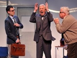Curtain up on The History Boys at Wolverhampton Grand Theatre