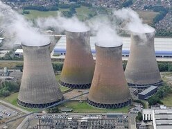 £500,000 worth of copper cable stolen from Rugeley Power Station