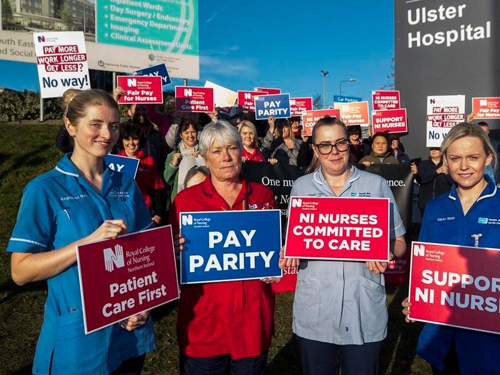 macmillan nursing jobs northern ireland