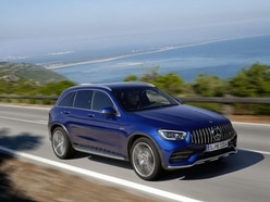New Mercedes-AMG GLC 43 revealed with new looks and more power