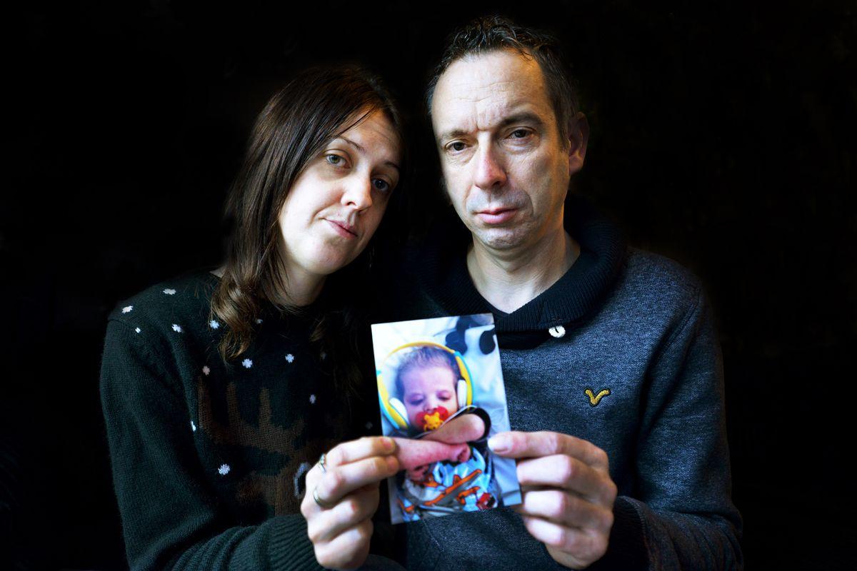 John Meek and April Keeling lost their son Jonnie in 2014