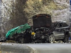 Two killed and three seriously injured in Black Country crash