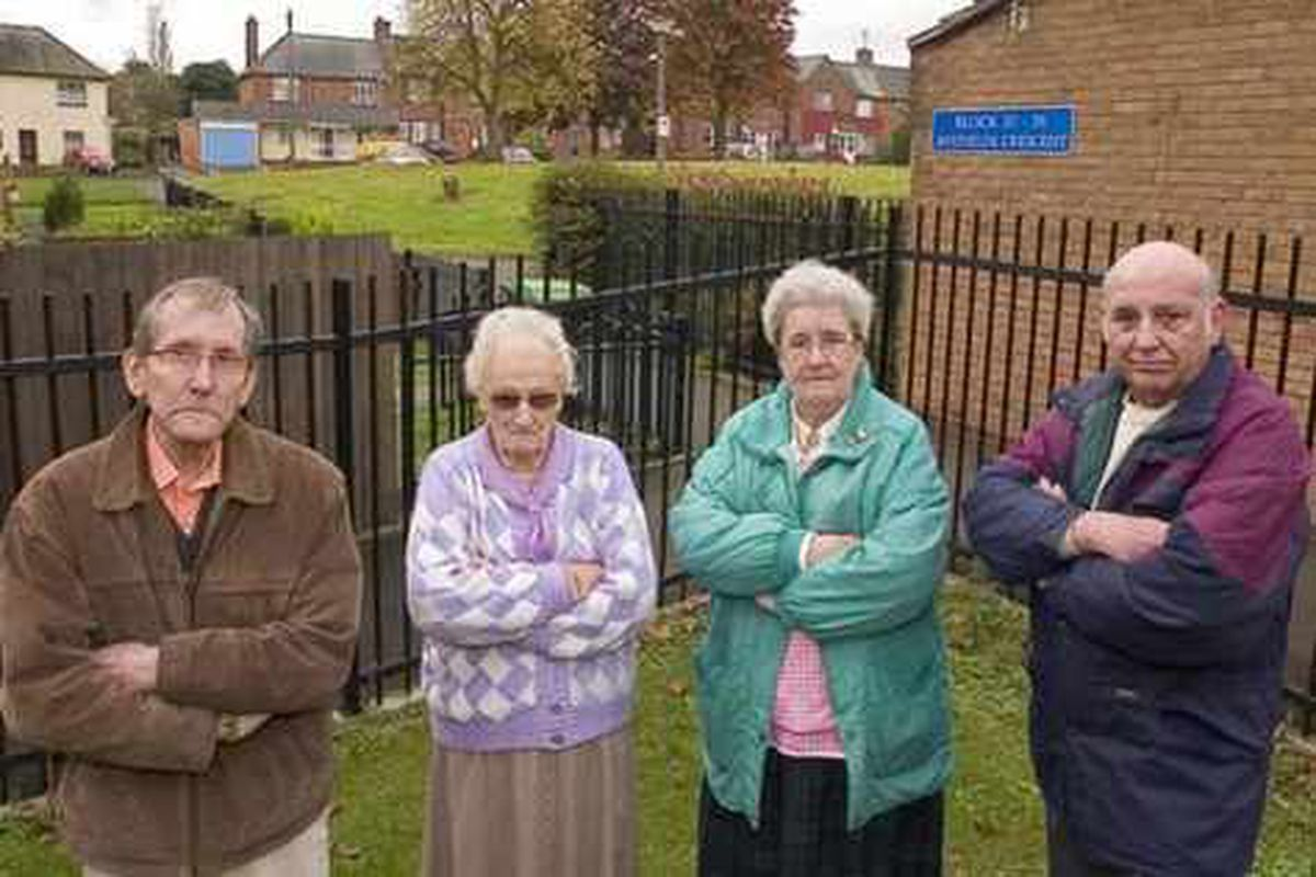 Smethwick crime spot may be gated off